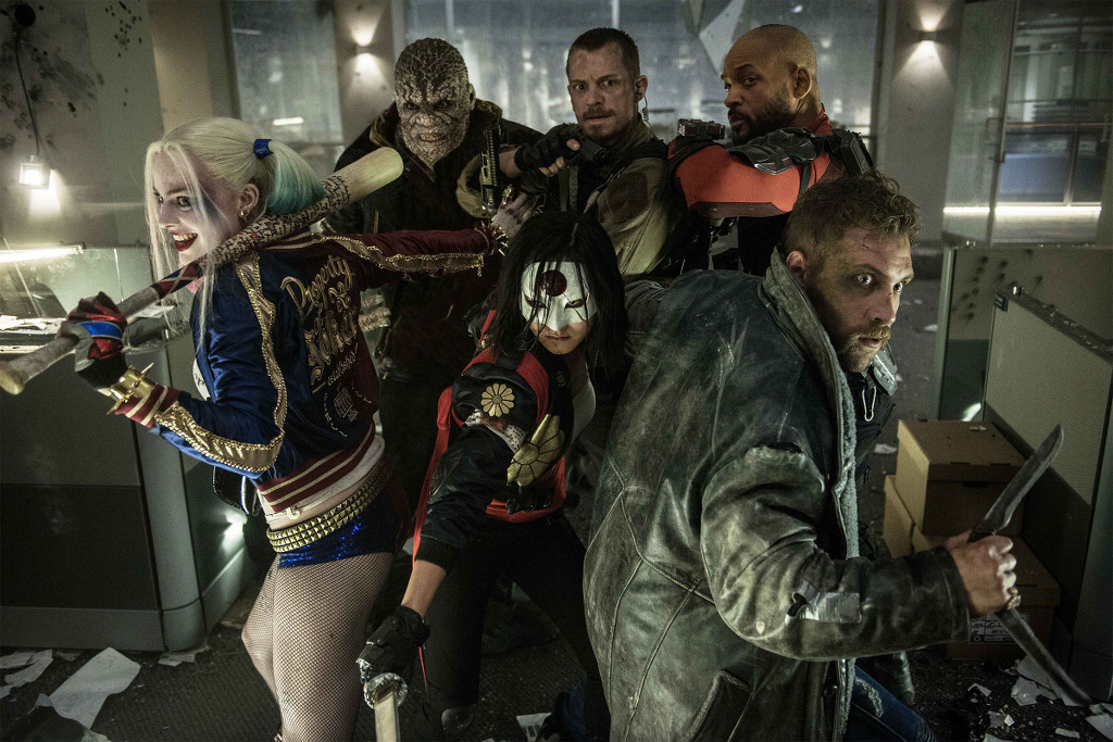 Suicide Squad 2016  Rotten Tomatoes