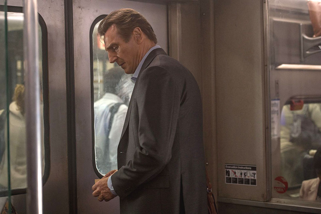 Пассажир (The Commuter)